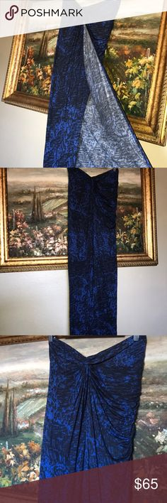 Helmut Lang maxi dress size m Helmut Lang maxi dress in excellent preowned condition Helmut Lang Dresses Maxi