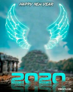 Happy New Year 2020 Editing Background - Photo - CB Editz - Free CB Background Images