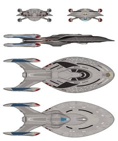 """""""Star Trek"""" Starfleet starship pictures and gifs. Most of the fan-designs on here are not my own (unless noted); Star Trek Fleet, Star Trek Ships, Spaceship Art, Spaceship Concept, Star Trek Bridge, Trek Deck, Stark Trek, Starfleet Academy, Starfleet Ships"""