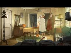L'Illusionniste - Sylvain Chomet - Clip n°4 (HD) - YouTube