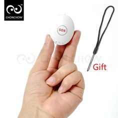 Mini GSM GPS Tracker 45x35mm for Kids Elderly Personal Smallest Track with SOS Two-way Communication Free Platform APP Alarm -- To view further for this item, visit the image link.