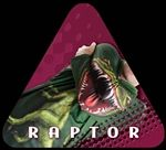 Raptor Hoodie Shirt by Ross Valory's Mouth Man brand Animated Apparel.   Release your RrRawwrs!! $29.99 kids/  39.99 adults