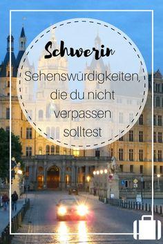 Ich verrate dir meine Schwerin Tipps für einen phänomenalen Kurztrip. Schweriner Schloss und meine liebsten Schwerin Sehenswürdigkeiten warten auf dich!