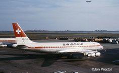 DC-8-53 HB-IDD JFK 6:65 WO