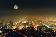 Salt Lake City at Night.This is where I used to live & I used to stand up here at night ALL THE TIME to see this view. City Lights Quotes, City Quotes, City Lights At Night, Night City, Good Life Lyrics, Salt Lake City Utah, Emotion, Tumblr, Album