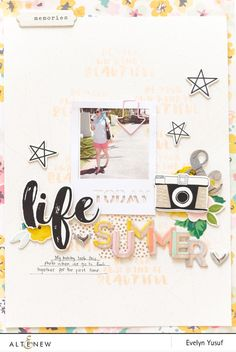 Today Life Summer by geekgalz at @studio_calico
