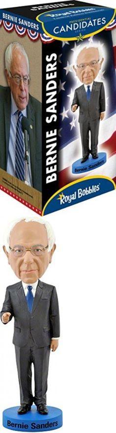Bernie Sanders: Bernie Sanders Bobblehead -> BUY IT NOW ONLY: $27.95 on eBay!
