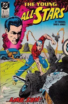 5306f652685d Young All-Stars   11 DC Comics
