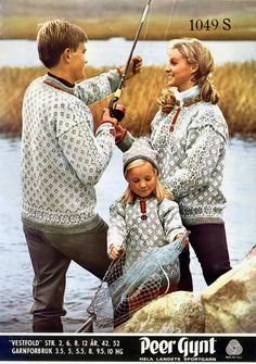 Redesign i boka Kofteglede Norwegian Knitting, Color Combinations, Knitting Patterns, Wool, Couple Photos, Sweaters, Vests, Photo Ideas, Color Combos