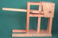 """Best cheese press ever, """"Sturdy Cheese Press"""".   Made in Oregon by retired teacher. Calculations are all figured for pressing weights.  I found mine on eBay, but several cheese supply places carry them."""