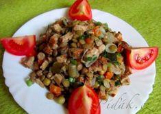 Čočkový salát Tempeh, Grains, Rice, Food, Diet, Bulgur, Essen, Meals, Seeds