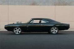 69 Dodge Challenger | Barrett-Jackson Lot #1272.1 - 1969 DODGE CHARGER CUSTOM 2 DOOR COUPE Oh Yeah!!!!!