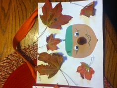 Fun easy fall craft