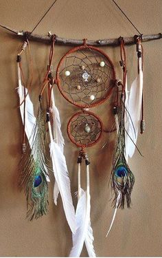 Tree of Life Dreamcatcher by FlowerChildFox on Etsy