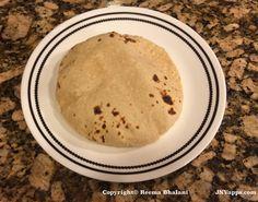 Chapati ( Phulka Roti ) from INRecipes iOS application.