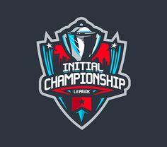 "Logo Design for ""Initial Championship League""."