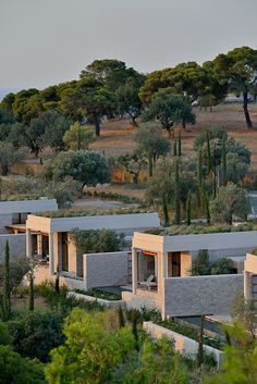 Amanzoe, Port Heli, Peloponnese, Greece designed by Kerry Hill Architect :: Aman Resorts