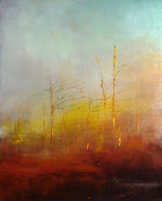 """Landscape: """"Edge Of The Woods"""" (30""""x24"""")"""