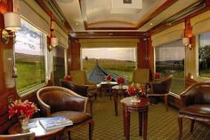 The Blue Train - South Africa