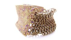 Jeannierichard | Woman Cuff In Gold