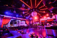 Behind the scenes of an off-site event at Drai's Nightclub in Las Vegas Night Club, Night Life, Christmas In La, Las Vegas Events, Nightclub Design, Event Management Company, Luz Led, Imagines, Event Design