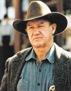 2693cb5666917 Gene Hackman - who looks good in anything... looks awesome in this hat