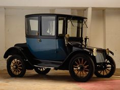1918 Detroit Electric Model 75 Brougham | Aalholm Automobile Collection 2012 | RM Sotheby's