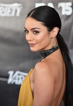 Sleek Low Ponytail - The Coolest Ponytail Hairstyles Ever - Photos