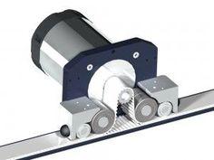 Dual interlocked belt CNC                                                       …