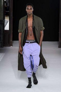 Haider Ackermann Spring-Summer 2018 | Paris Fashion Week