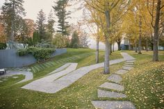 Abstract Morphology, Hollander Design Landscape Architects