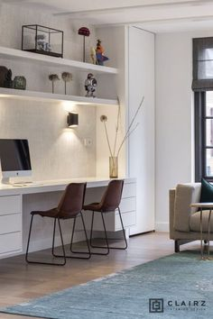 Scandinavian home office design with look simplicity elegance 35 – Ximplah Update