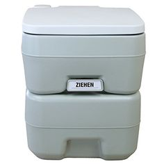 BB Sport Portable camping toilet - Fresh water tank: 10 litre Waste water tank: 20 litre Weight carrying capacity: 130 kg