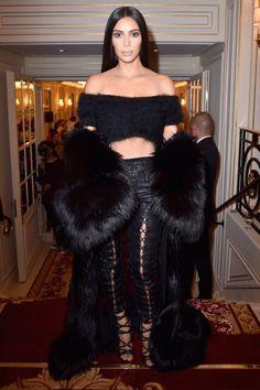 Kim Kardashian | Out | Paris, FR | 30 • 09 • 2016.