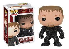 Pop! Heroes: General Zod - Man of Steel Movie