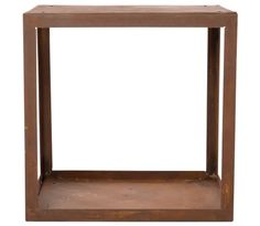 RedFire Hodr 88519 rozsdaszínű tűzifatároló Entryway Tables, Mirror, Furniture, Home Decor, Firewood Storage, Steel, Atelier, Interior Design, Home Interior Design