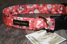 "Dog Collar ""The Aztec Garden """