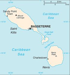 St. Kitts and Nevis | CIA -The World Factbook
