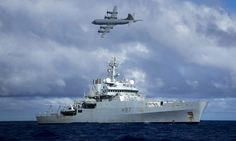 Life on board the Royal Navy ship hunting for missing flight MH370
