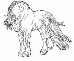 Here you find the best free Gypsy Horse Coloring Pages collection. You can use these free Gypsy Horse Coloring Pages for your websites, documents or presentations. Horse Coloring Pages, Coloring Pages For Girls, Coloring Pages To Print, Printable Coloring Pages, Coloring Books, Coloring Sheets, Free Coloring, Free Horses, Baby Horses