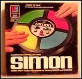 70s toys.  Classic Simon