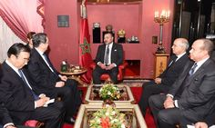 The Kingdom of Morocco diversifies its strategic partnerships Sovereign receives Fez President of the National Committee of the Political Consultative Conference of the Chinese people