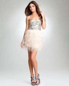 I wish this dress was around when I had my bachelorette party!
