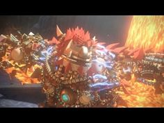 New gameplay video and interview for Knack - http://www.worldsfactory.net/2013/06/14/new-gameplay-video-and-interview-for-knack