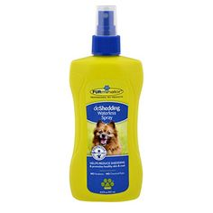 FURminator Hairball Prevention Waterless Spray for Cats Unique blend of natural ingredients No parabens or chemical dyes Helps reduce excess shedding and prevent hairballs without bathing Made in USA Dog Grooming Supplies, Pet Grooming, Cat Health Care, Cat Shedding, Dog Shampoo, Dog Diapers, Sprays, Cats, Pet Products