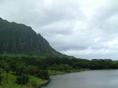 Ho'omaluhia Botanical Garden, Oahu, HI
