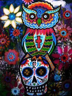 owl dead