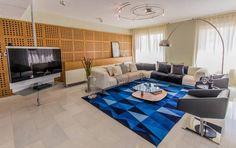 Apartamento 10A Grand Europa - NMD NOMADAS: Salas / recibidores de estilo…