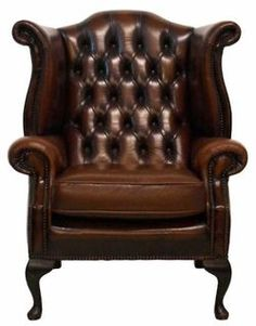 The Chesterfield Chair design is taken from the Chesterfield Sofa which is straight sided  and straight backed with deep buttoned decoration (called Quilting and Tufting) topped with an overstuffed 'Scroll' and finished with polished nail decoration. In the late 17th Century, The Earle of Chesterfield, Phillip Dormer Stanhope commissioned a cabinet maker to create 'that which would allow a gentleman to sit upright in the utmost comfort'', Victorian cabinet makers updated the original…