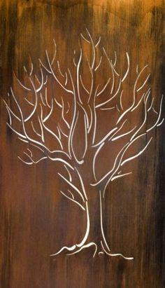 Tree panel -  www.entanglements.com.au